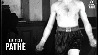 Mcavoy - Boxer In Training And Speech 1937 (1930-1939)