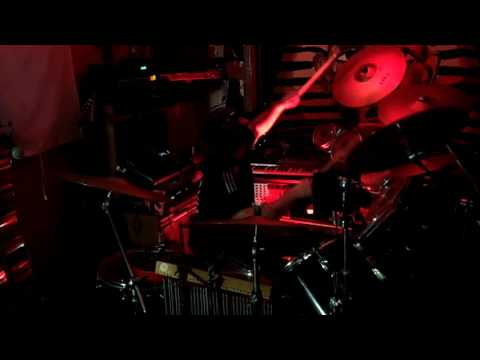 SANTERS HIGH RISK - DRUM COVER-