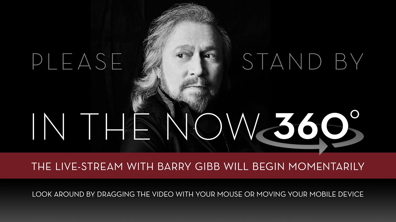 Download In The Now 360° - The Rehearsal With Barry Gibb