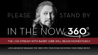 Скачать In The Now 360 The Rehearsal With Barry Gibb