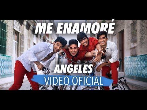 Angeles - Me Enamor茅 (feat. El Micha) [Video Oficial]