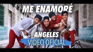 Angeles - Me Enamore (feat. El Micha) [Video Oficial]