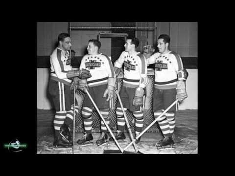 Defunct NHL Teams:  The NY Americans