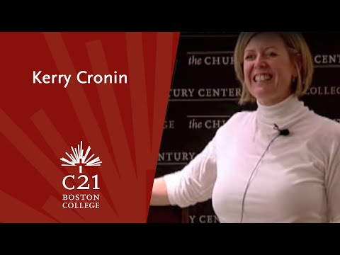 Kerry Cronin - Level 2 To Level 3 Dating