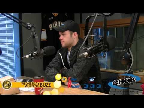 The Wednesday Monring Buzz with Josh Jacobs