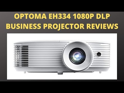 Optoma EH334 1080p Full HD 3D DLP Business Projector reviews- In-depth review of Optoma EH334