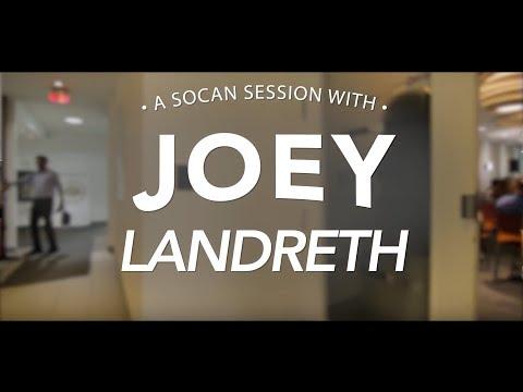 Joey Landreth - SOCAN Session - Time Served