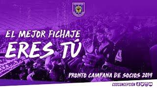 #ComoSocioEsDistinto: Spot socios CSDConcepción 2019