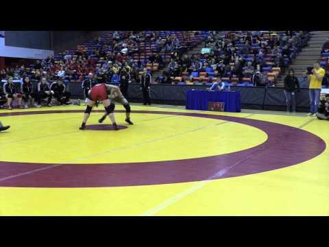 2015 Canada West Championships: 51 kg Rachel Alder vs. Silke Svenkeson
