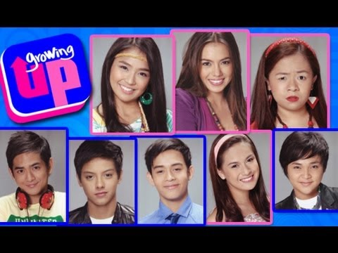 Growing Up: Friendship, Life, Love and more  - Pilot Episode