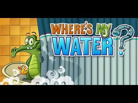 Gameplay ¿Donde Está mi Agua? Android