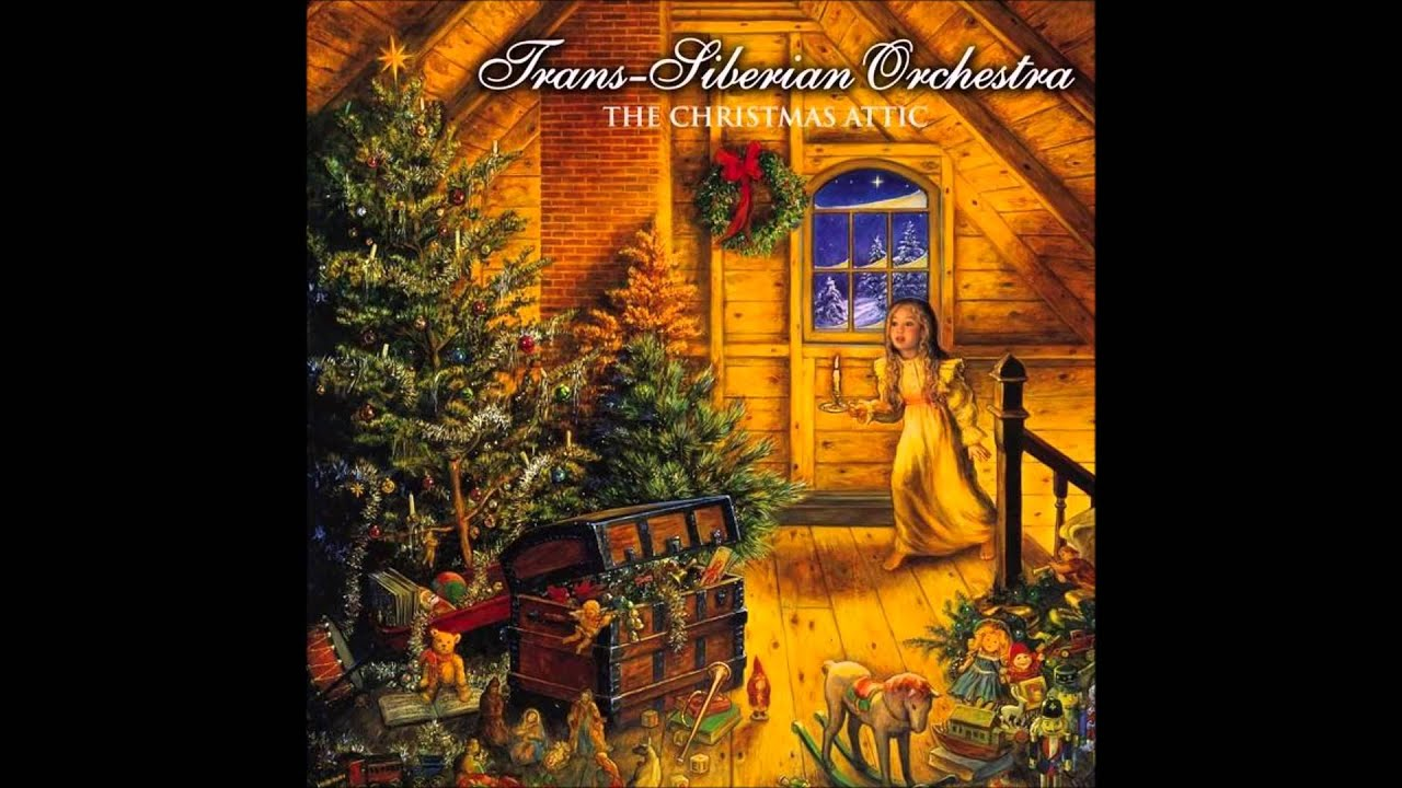 Trans Siberian Orchestra The Christmas Attic Full Album - YouTube
