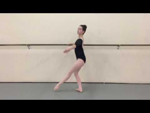 Sarah Gregory- Tulsa Ballet Summer Intensive Audition
