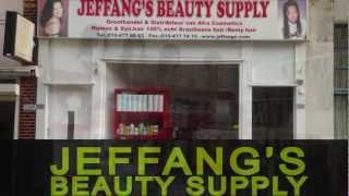 Jeffangs Beauty Supply