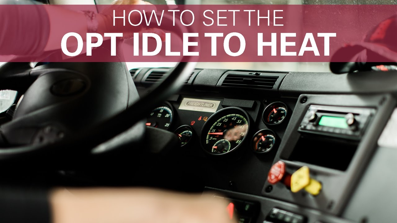 maxresdefault how to set the opt idle to heat freightliner cascadia youtube Freightliner M2 Business Class at crackthecode.co
