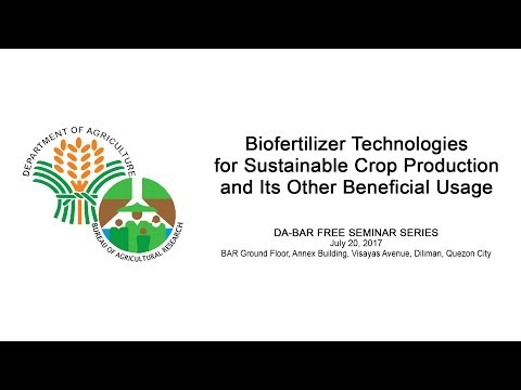 Biofertilizer Technologies for Sustainable Crop Production and Its Other Beneficial Usage