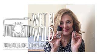 Wet n Wild Photofocus Fondöten ve Kapatıcı 🕵🏼♀️| İlk İzlenim