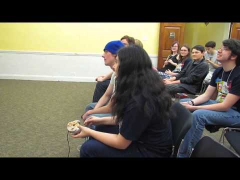 JohnCon 2016 - Game the Gamer w/ +2 Comedy
