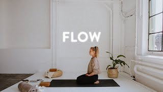 JOIN THE FLOW - 25min of flow