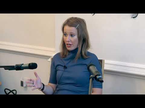 KSENIA SOBCHAK, IN CONVERSATION WITH OWEN MATTHEWS