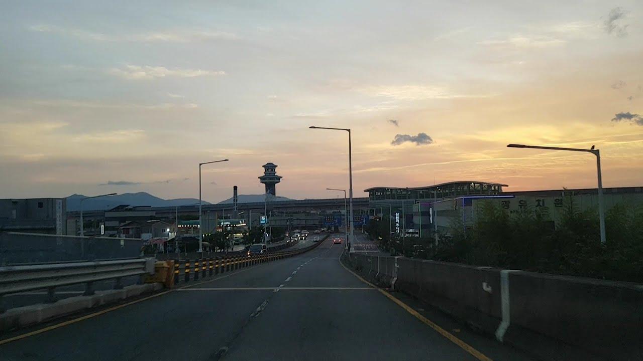 부산 공항진입교(釜山 机场进入桥)