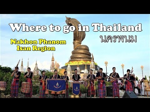 10 things to do in Nakhon Phanom. Where to go in Thailand