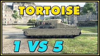 World of Tanks | Tortoise - 7 Kills - 8.4K Damage