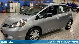 Used 2009 Honda Fit Washington DC Honda Dealer, MD #HKM745433A