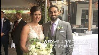WedWell K+H Wedding at Roberta's