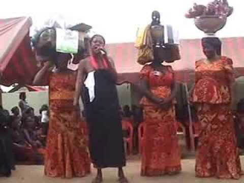 Koforidua-Ada Hemaa Final Funeral Rites Video.Ghana.3