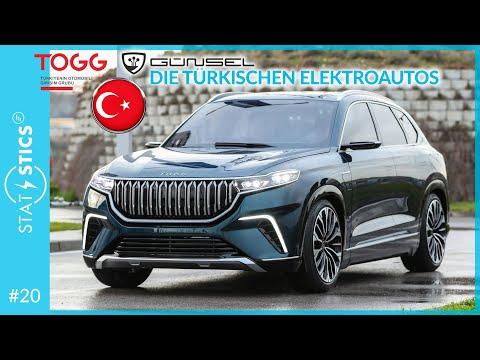 STAT E-STICS #20 | Elektroauto-Neuheiten TOGG und die türkischen Elektroautos