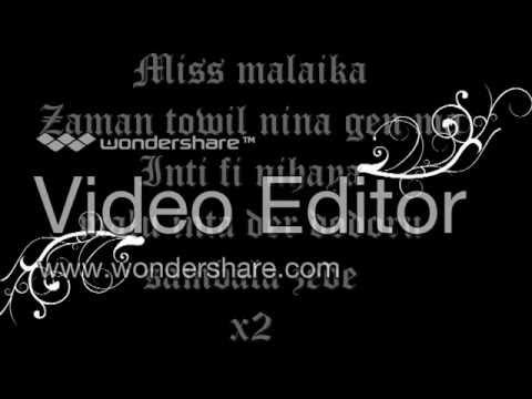 AKJ - Miss Malaika Lyrics 2015