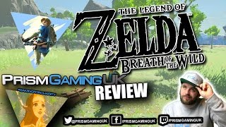 Zelda Breath Of The Wild REVIEW – Wii U