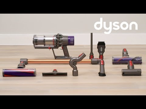 Dyson Cyclone V10 cord-free vacuums - Getting started (UK and EU)