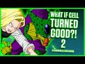 WHAT IF CELL TURNED GOOD? PART 2 | Dragonball Discussion