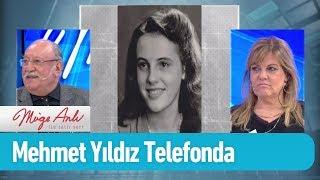 Hollanda'da çalışan Konyalı Mehmet Yıldız telefonda - Müge Anlı ile Tatlı Sert 14 Mart 2019