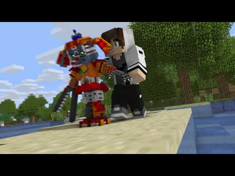 Minecraft Music Video Cupids Chokehold Preview