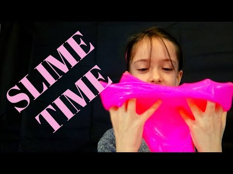 Slime Time. Il Mio Primo SLIME UNBOXING!!!