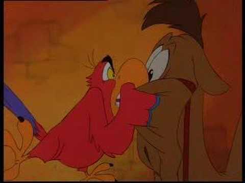 Aladdin The Return Of Jafar Iago I