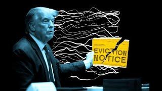 Trump speech : Preident Trump to stop evictions.