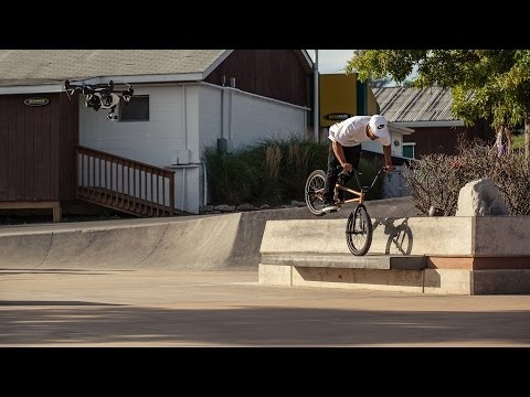Markit BMX at Woodward Camp