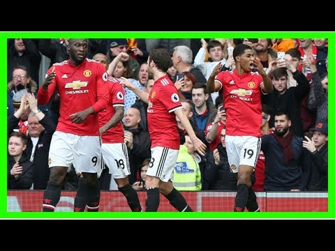 Mourinho, Man United got things right vs. Liverpool at noisy Old Trafford