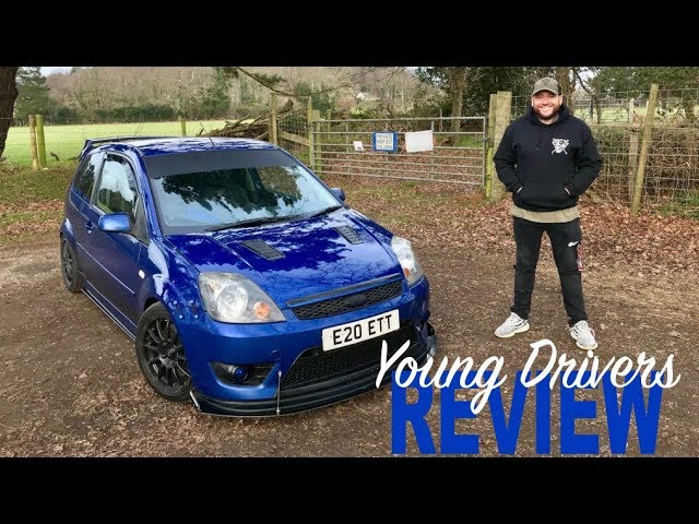 200HP FORD FIESTA MK6 ST - Young Drivers Review