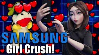 Iggy Koopa's Samsung Girl Crush! - Super Mario Richie