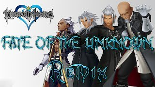 Kingdom Hearts Song Remixes - Fate of the Unknown