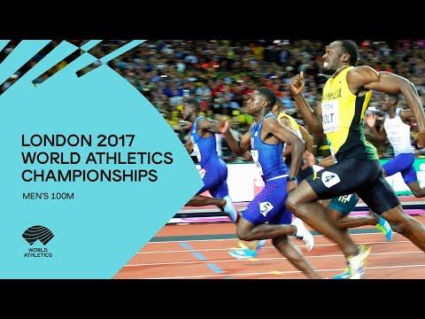 Men's 100m Final | IAAF World Championships London 2017