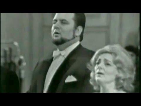 Turandot de Giacomo Puccini - concert cu Maria Slătinaru şi Ludovic Spiess (1970)