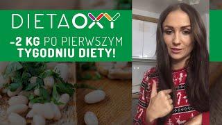 Dieta OXY 🍏 - 2 kg po pierwszym tygodniu diety