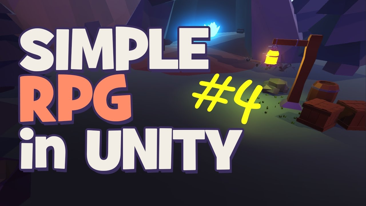 Character Stats | Making a Simple RPG - Unity 5 Tutorial (Part 4)