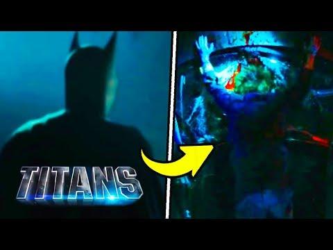 ¡BATMAN mata al JOKER y a TODOS los VILLANOS!⭐️ TITANS 1x11 PROMO BATMAN vs ROBIN